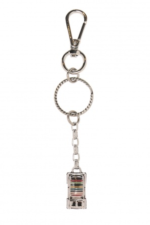 Key ring with a charm od Paul Smith