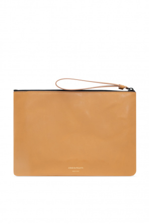 Skórzana torba do ręki od Common Projects