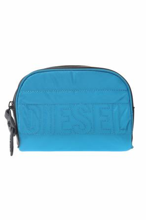 Make-up bag with a logo od Diesel