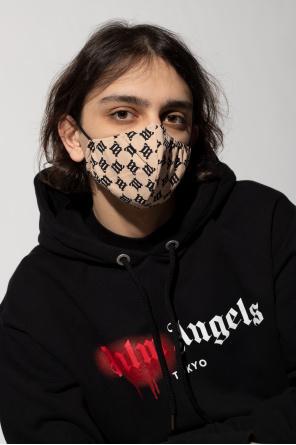Face mask with logo od MISBHV