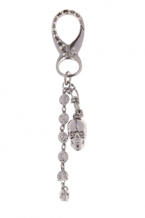 Skull motif key ring od Philipp Plein