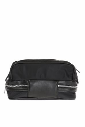 Metal logo wash bag od Plein Sport