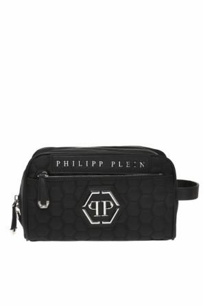 Branded wash bag od Philipp Plein