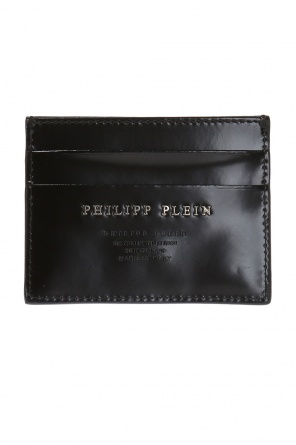 Leather card case od Philipp Plein