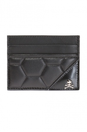 Card case with quilted insert od Philipp Plein
