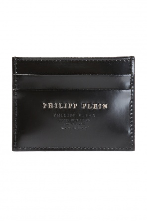 Embellished card case od Philipp Plein