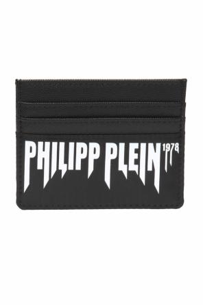 Branded card holder od Philipp Plein