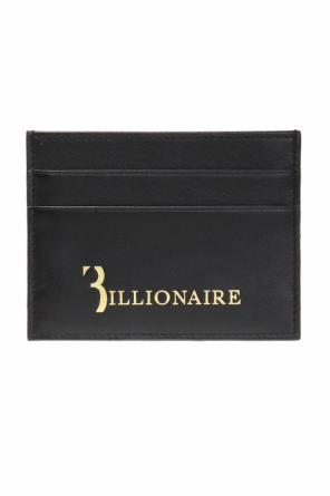 Leather card case od Billionaire