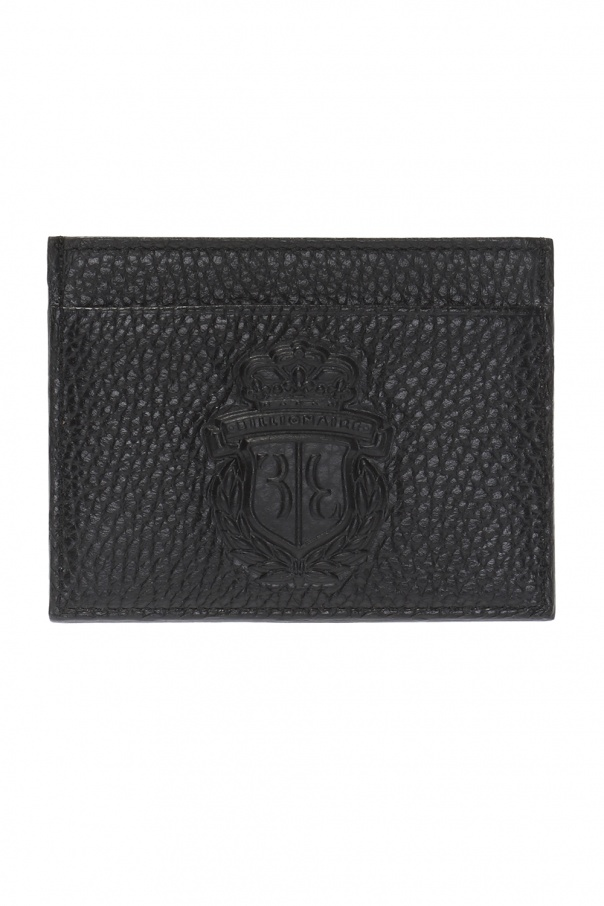 Billionaire Branded card case
