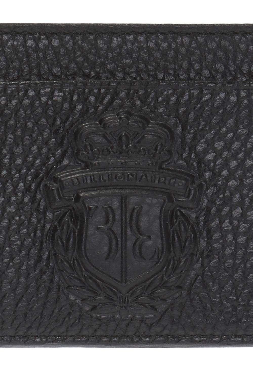 Billionaire Branded card case