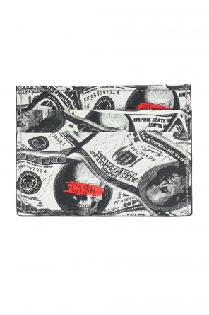 Patterned card case od Philipp Plein