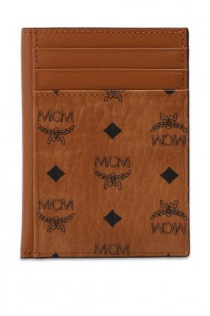 Card holder with logo od MCM