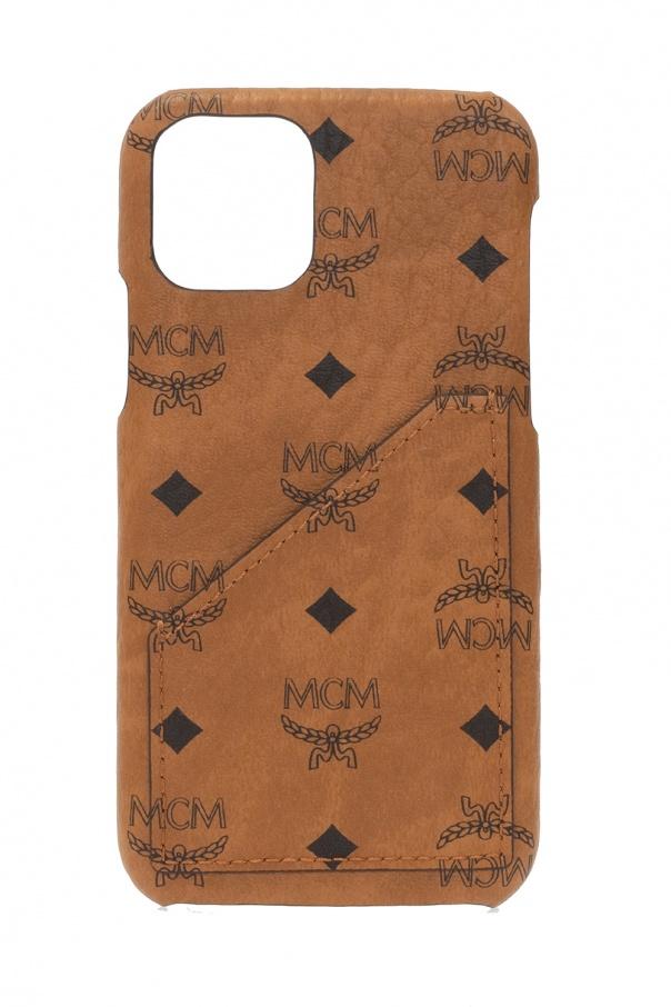 MCM iPhone 11 Pro case