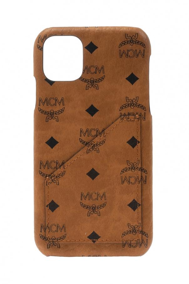 MCM iPhone 11 case