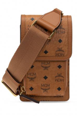 Branded smartphone case od MCM