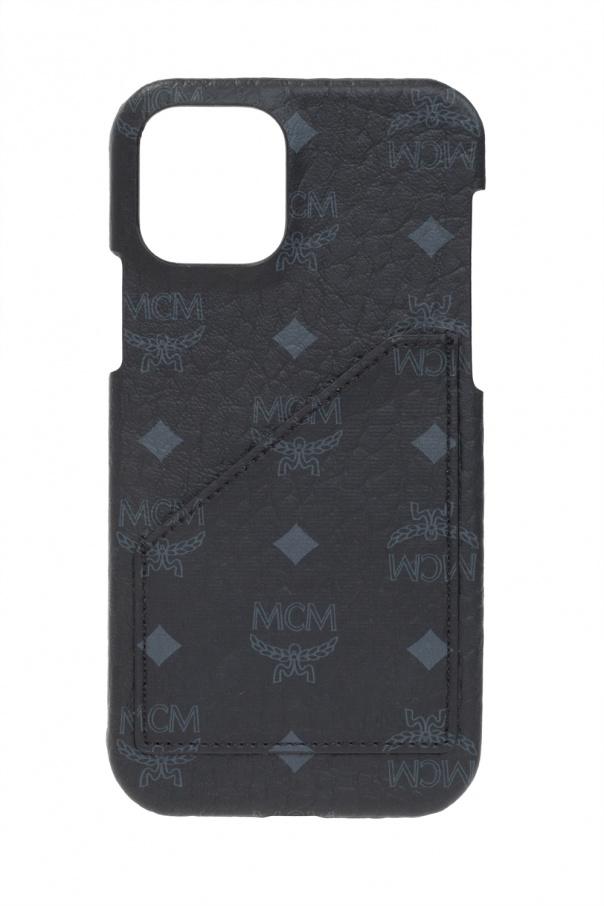 MCM iPhone 12 case