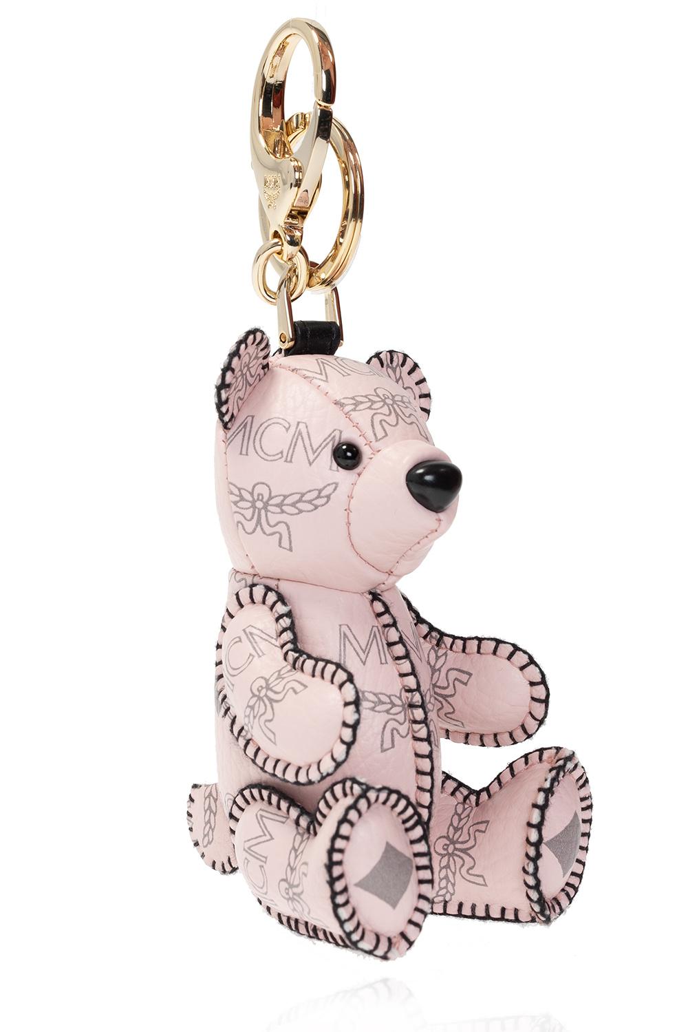 MCM Keyring with animal motif