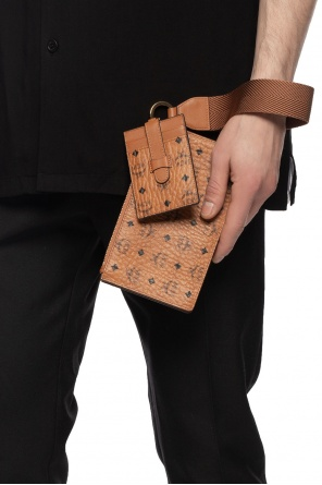 Zippered pouch od MCM