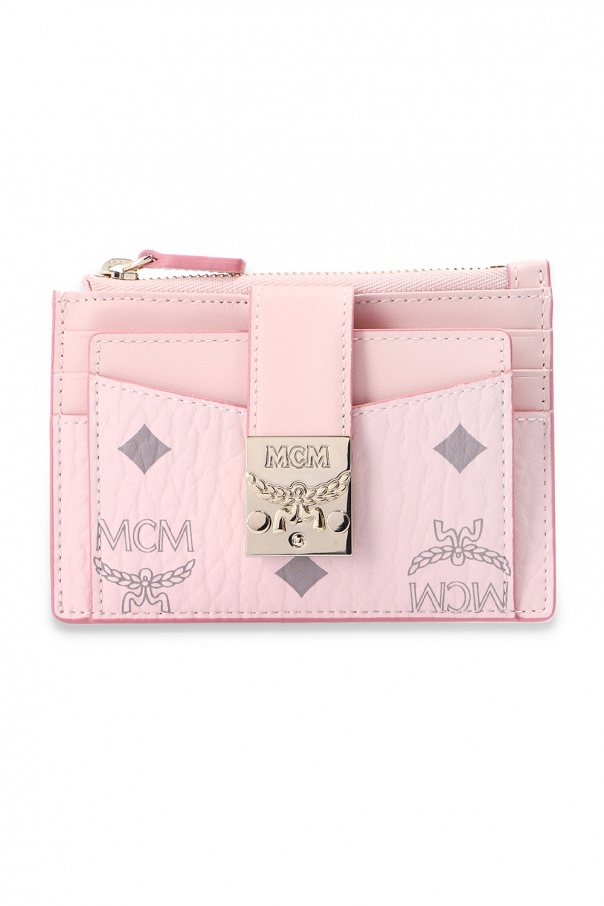 MCM Card holder with logo