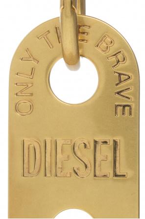 Keyring with logo od Diesel