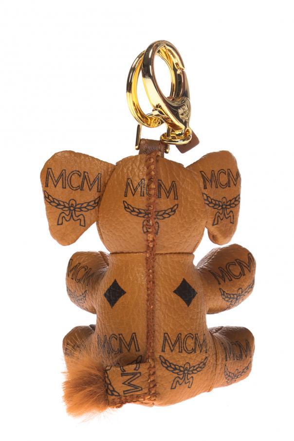 Animal motif key ring od MCM