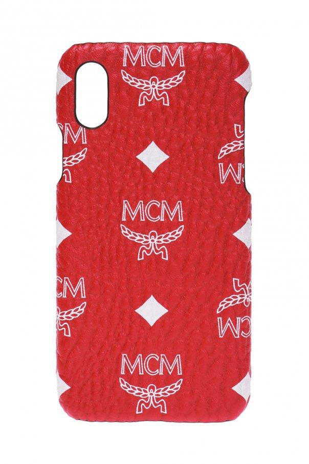MCM iPhone X case