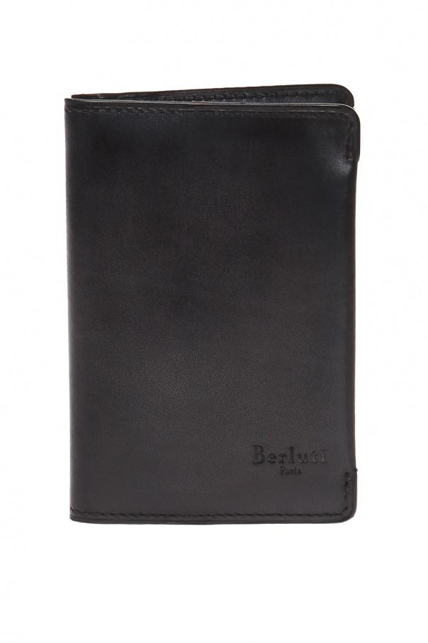 Berluti Bi-fold card case