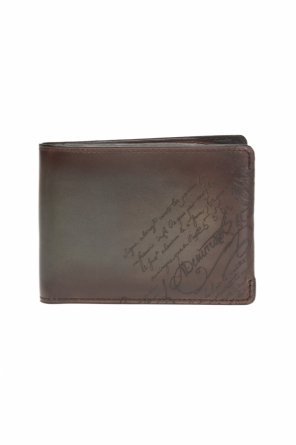 5b24679104fb7 Składany portfel z nadrukiem od Berluti Składany portfel z nadrukiem od  Berluti