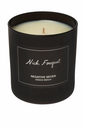 'negative seven' scent candle od Nick Fouquet