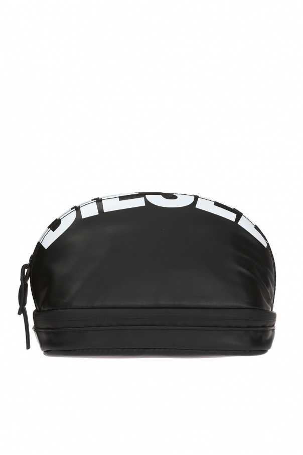Diesel 'New D-Easy' wash bag with logo