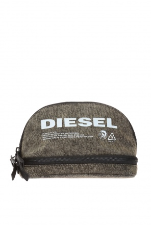 New d-easy' cosmetics bag with a logo od Diesel