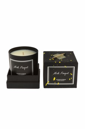 'ocean nomad' scent candle od Nick Fouquet
