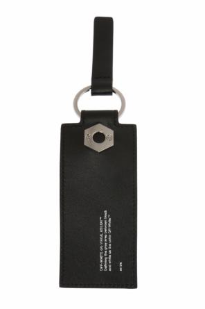 Key ring with tag od Off White