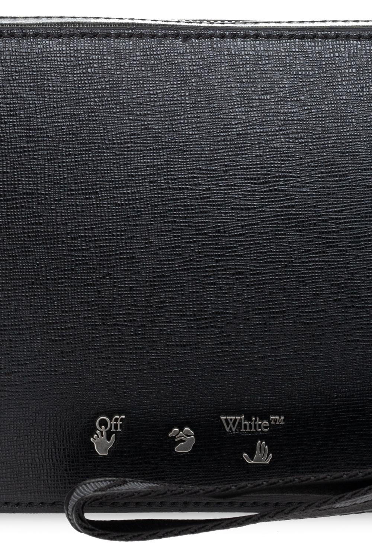 Off-White Handbag with logo