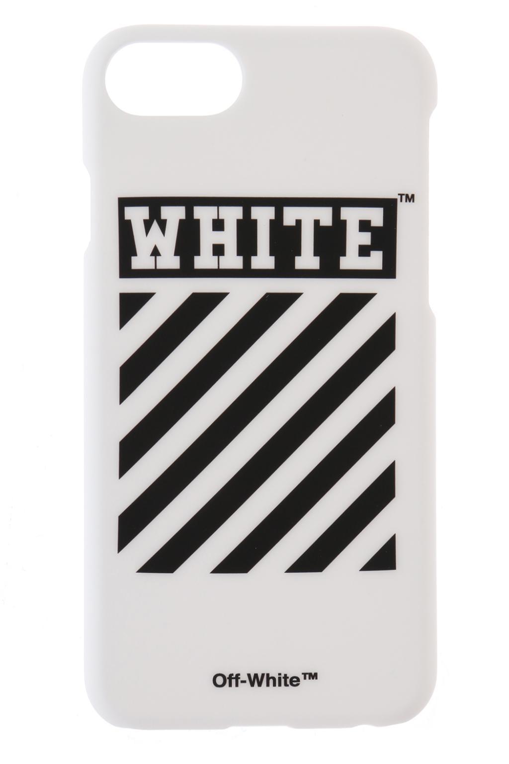 iPhone 6/7 case Off-White - Vitkac Canada