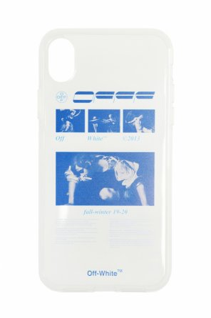 Iphone xr printed case od Off White