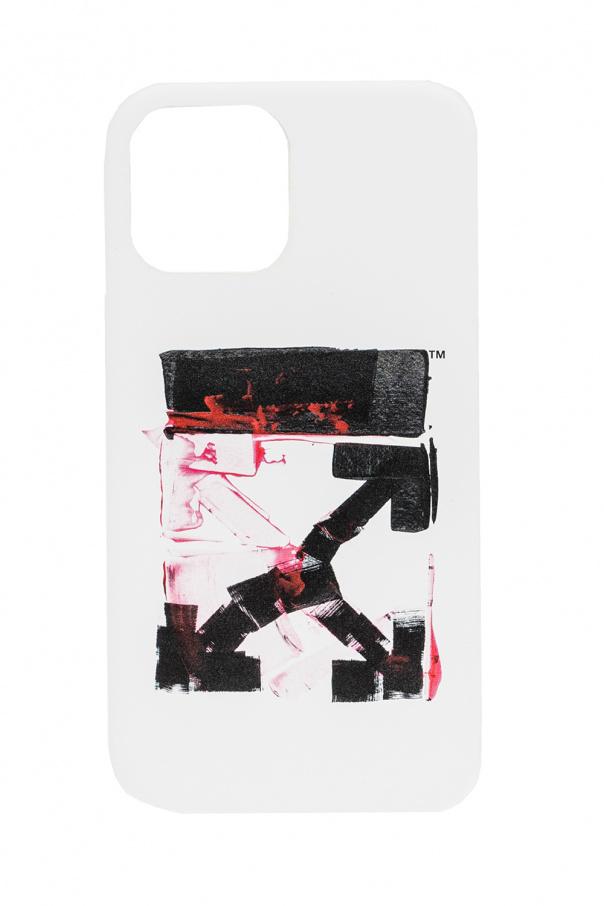 Off-White iPhone 12 Pro智能手机保护套