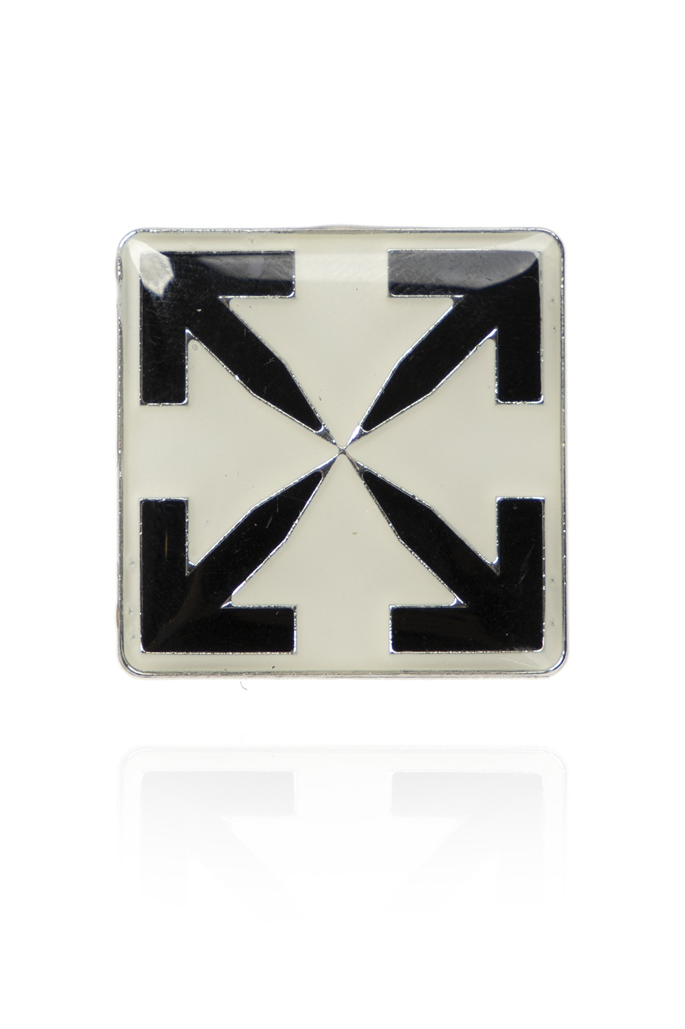 Off-White Set of logo pins