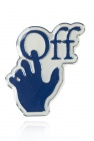 Off-White Set of logo pins