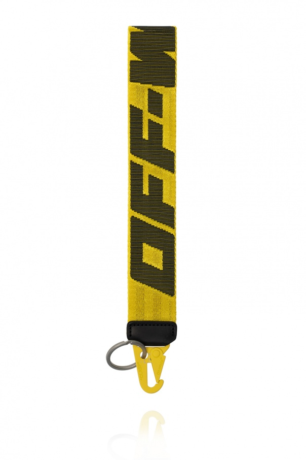 Off-White Keyring with strap