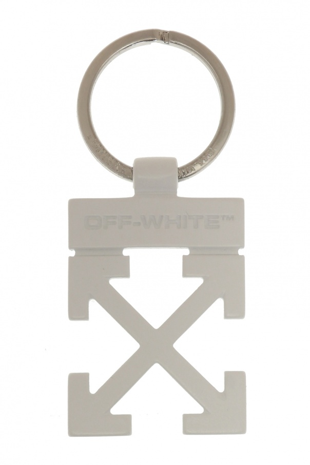 Keyring with logo od Off White