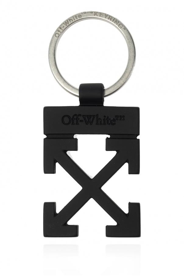 Off-White Logo keyring