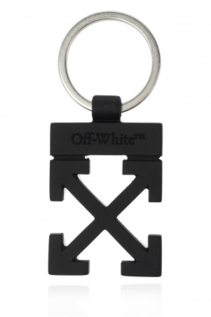 Logo keyring od Off-White