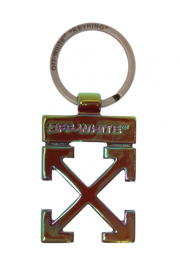 Off-White Keyring with logo