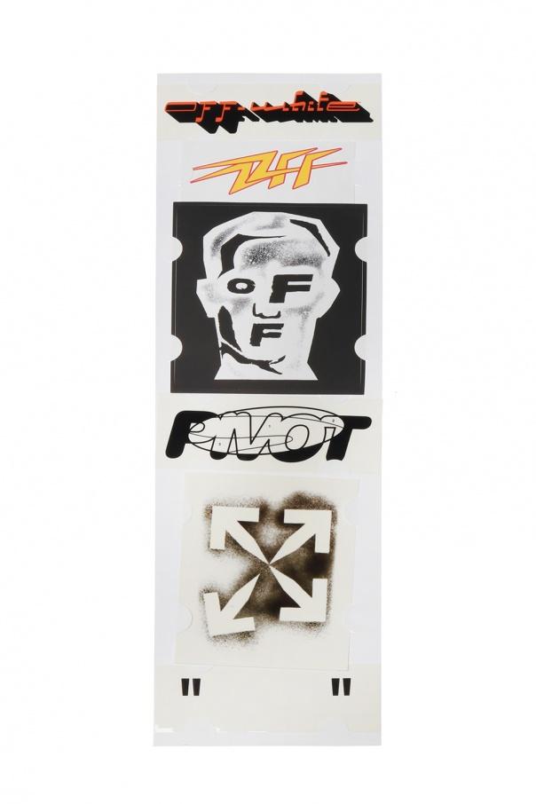 Logo贴片套 od Off-White