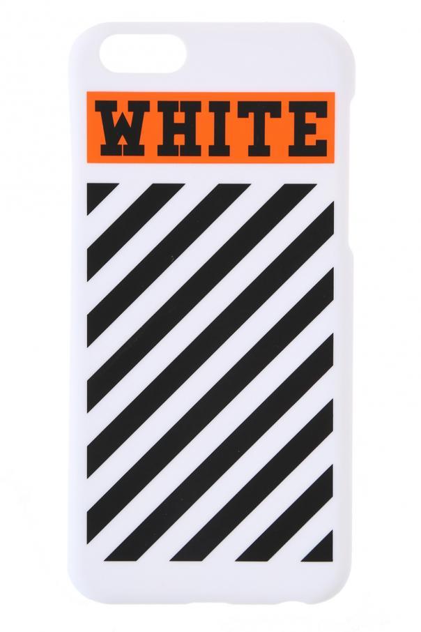online store 70ce7 af413 Printed iPhone 6/6s case Off White - Vitkac shop online