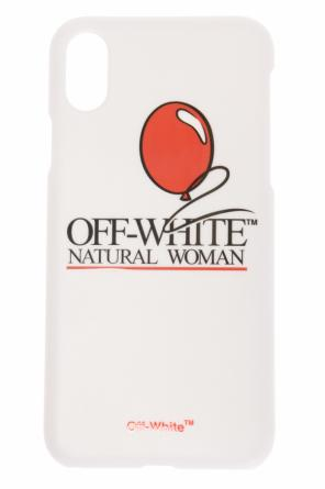 Etui na iphone x od Off White