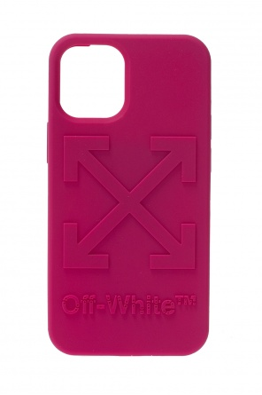 Iphone 12 mini智能手机保护套 od Off-White
