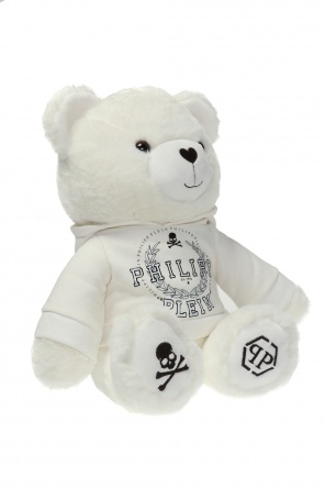 Branded teddy bear od Philipp Plein