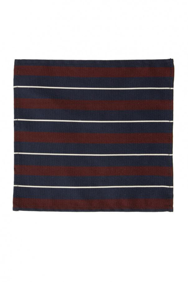 Dsquared2 Striped pocket square